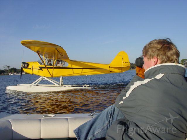 Piper NE Cub (N3470K) - Piper Cub on Floats