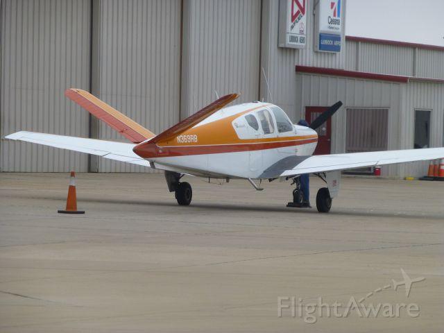 Beechcraft 35 Bonanza (N369RB)