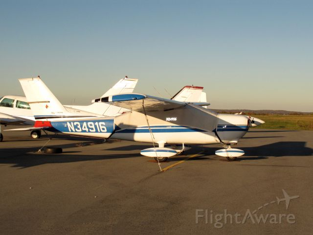 Cessna Cardinal (N34916)