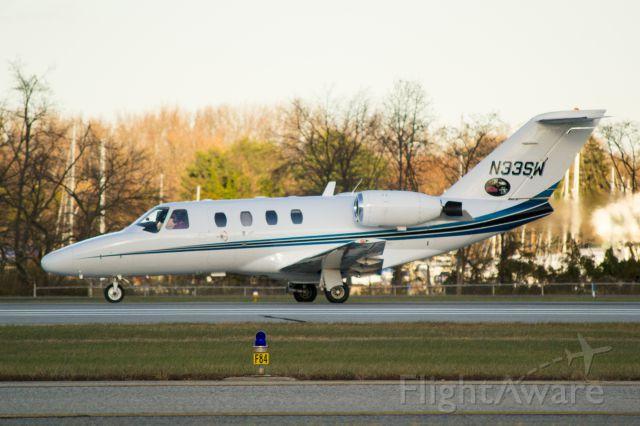 Cessna Citation V (N33SW)