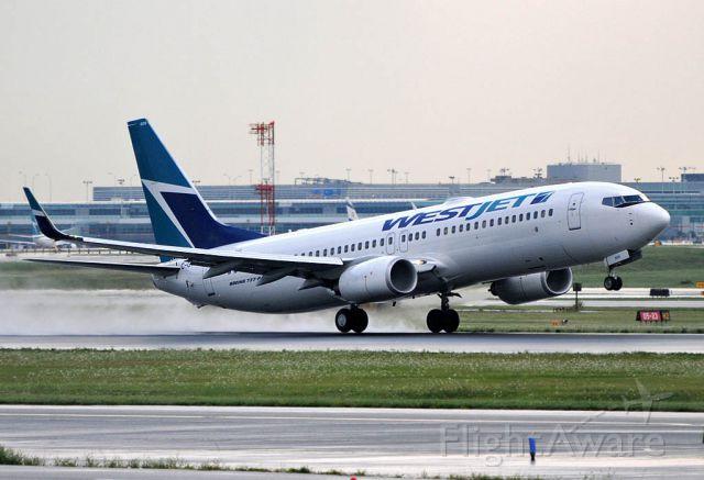 Boeing 737-800 (C-GWSR)