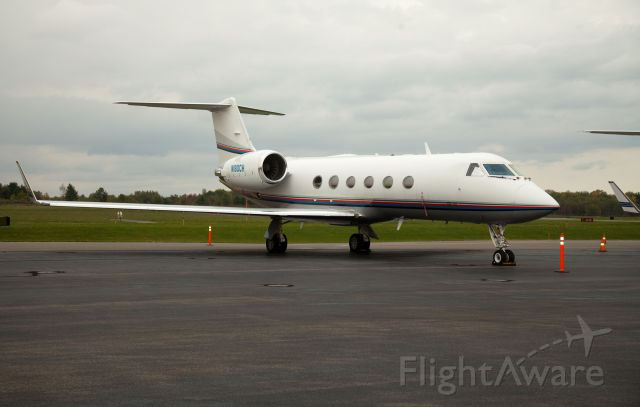 Gulfstream Aerospace Gulfstream IV (N180CH) - Great aircraft with intercontinental range. No location per request of the aircraft owner.