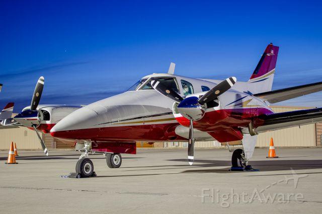 Beechcraft Duke (N2889W)