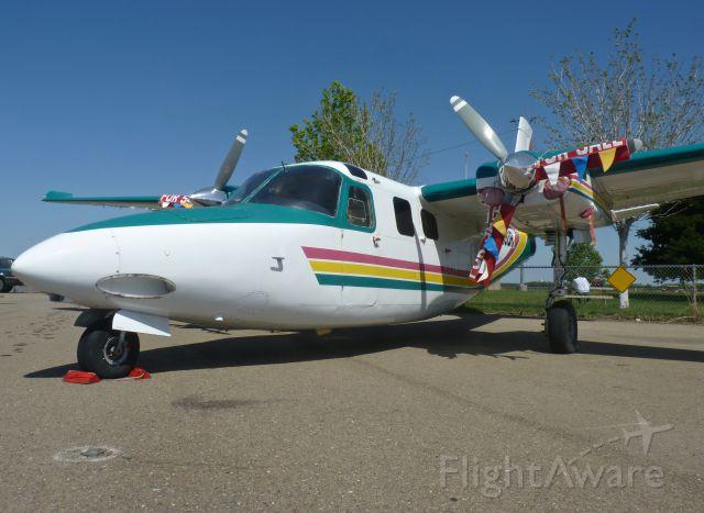 Aero Commander 500 (N520DR)