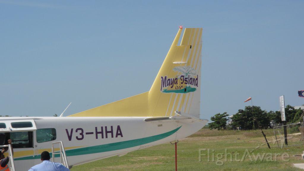Cessna Caravan (V3-HHA)