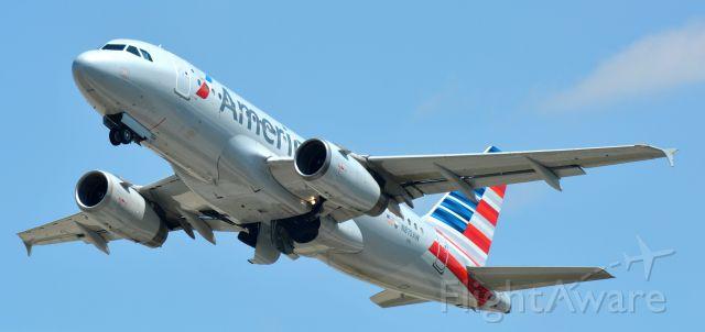 Airbus A319 (N810AW) - 7/10/16