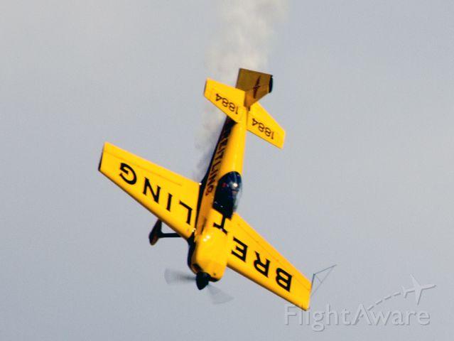 EXTRA EA-300 (N232X) - Oshkosh 2013!