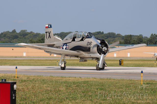 North American P-51 Mustang —