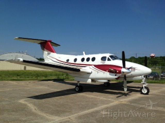 Beechcraft King Air F90 (N150CN)