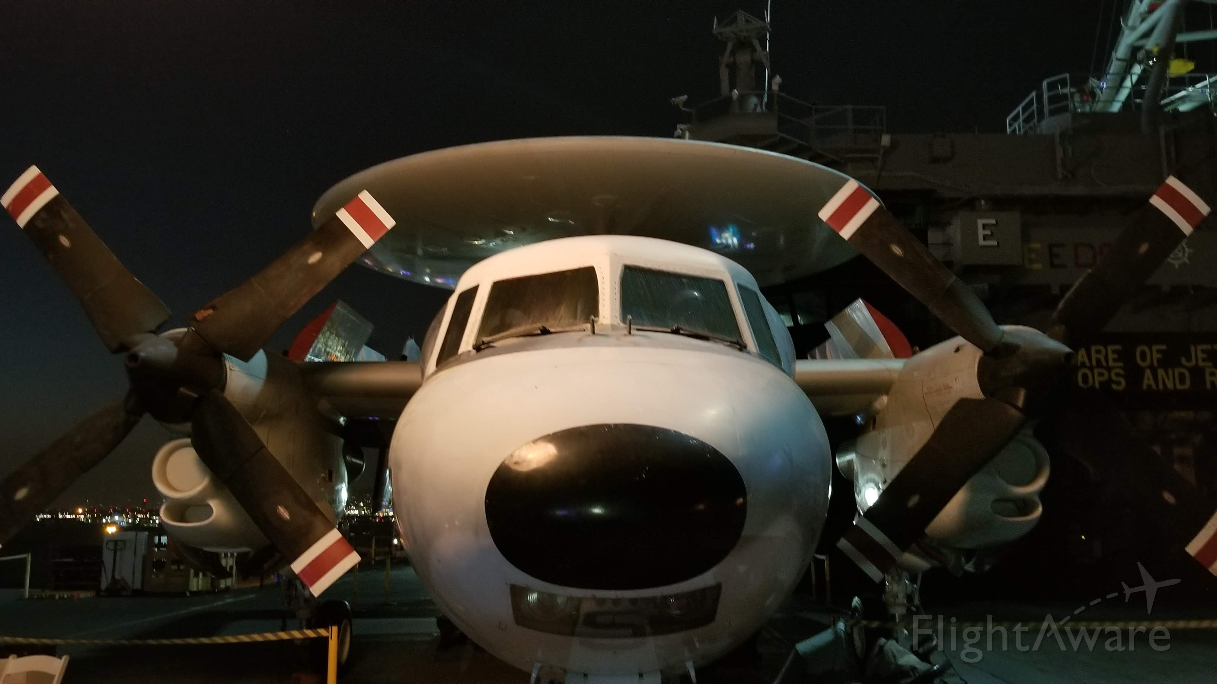Grumman E-2 Hawkeye (16-1227)