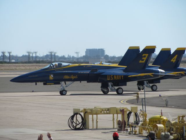 — — - Blue Angels #3 &4--Miramar--2011