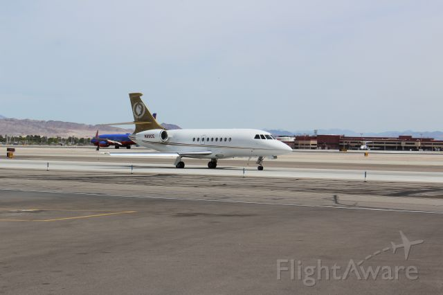 Dassault Falcon 2000 (N89CE) - Taxiing