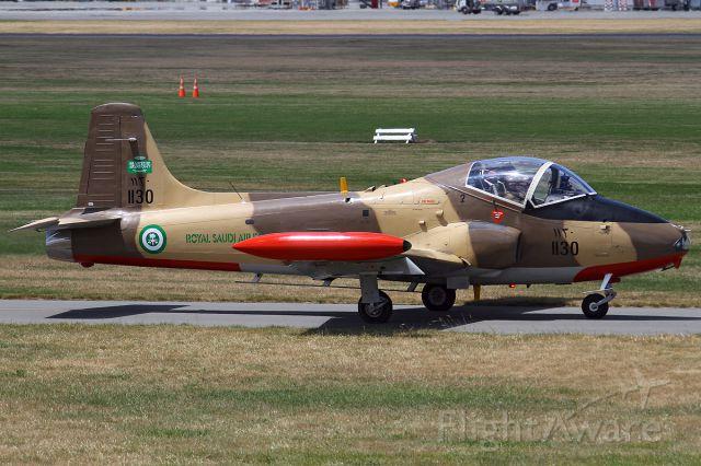 HUNTING PERCIVAL P-84 Jet Provost (ZK-VPR)