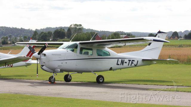 Cessna Centurion (LN-TFJ) - Jarlsberg Air Show 2012