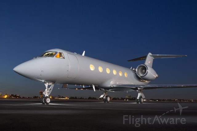 Gulfstream Aerospace Gulfstream IV (N888LD)
