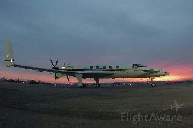 Cessna Chancellor (N8285Q) - Taken at Yingling Aviation