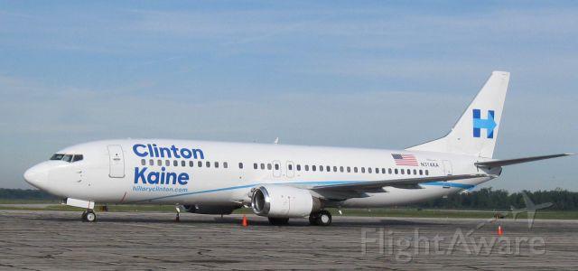 Boeing 737-700 (N314XA) - Boeing 737-484