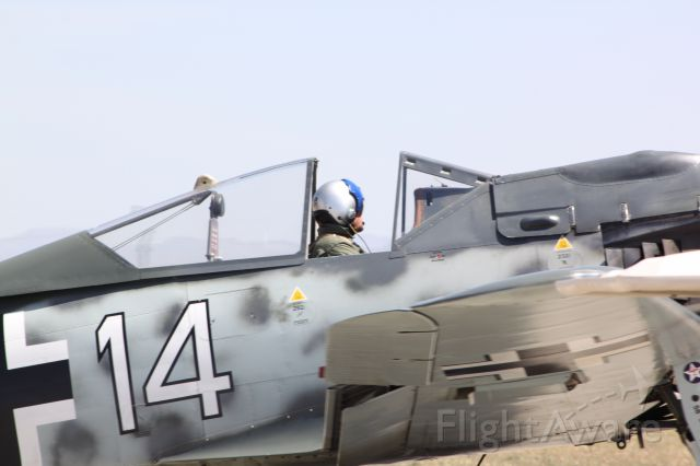 FOUR WINDS 192 — - FW-190 Planes of Fame China
