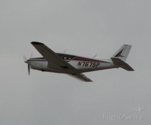 Piper PA-24 Comanche (N7675P) - at Lancaster