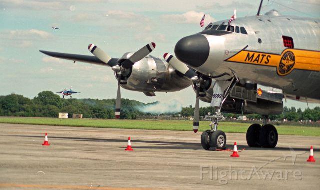 Northrop C-125 Raider (N494TW) - 1997 Royal International Air Tattoo