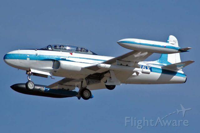 Lockheed T-33 Shooting Star (N416X) - Boeing