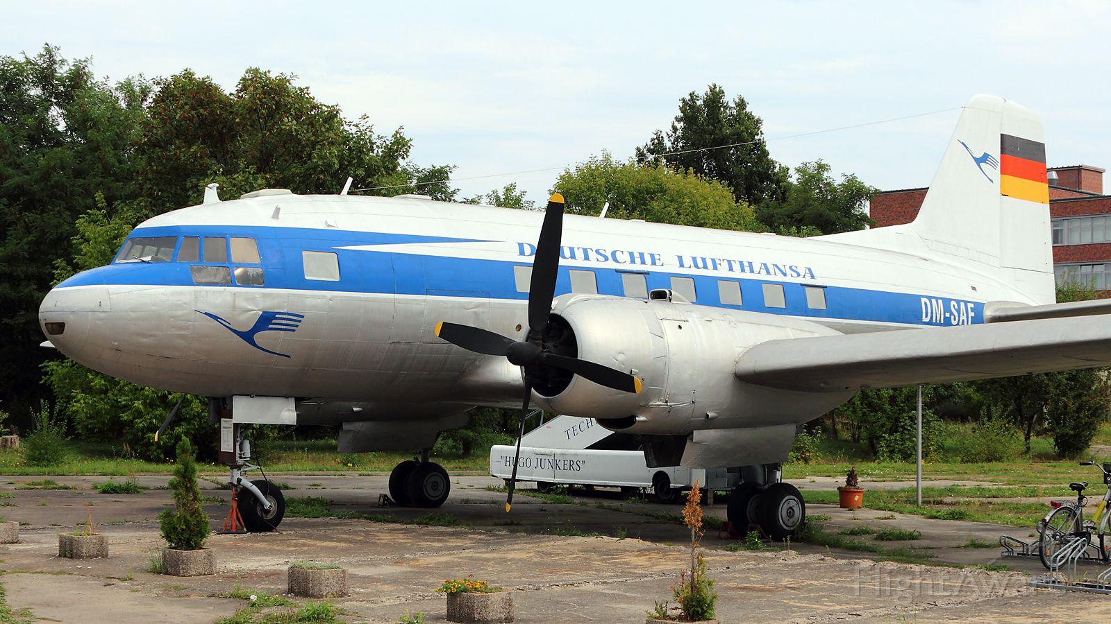 VEB Il-14 (D-MSAF)