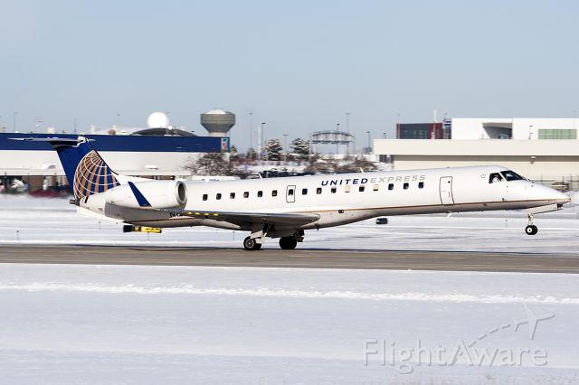 Embraer EMB-145XR (N12175) - Acey 4461 to KEWR.