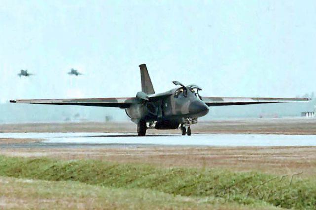 Grumman EF-111 Raven (A8131) - General Dynamics F-111C RAAF, photographed RAAF Butterworth mid 1970s.