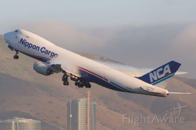 BOEING 747-8 (JA17KZ)