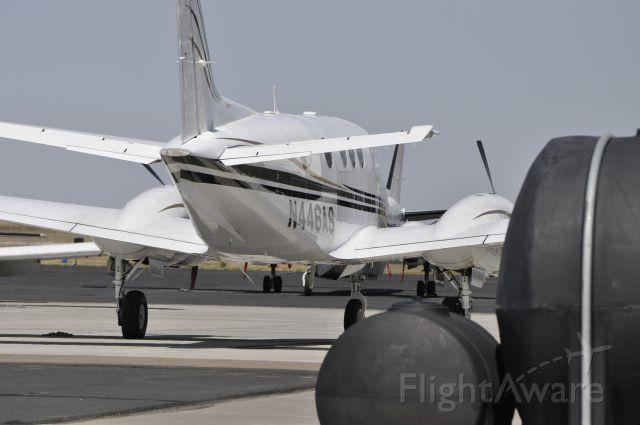Beechcraft King Air 90 (N446AS)