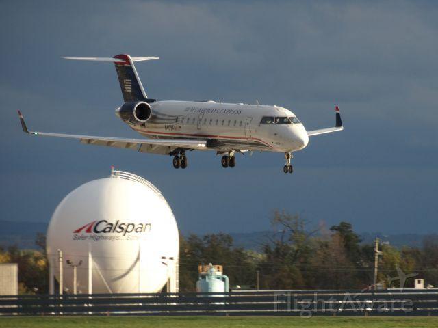 Canadair Regional Jet CRJ-200 (N409AW) - 2000 CL-600-2B19