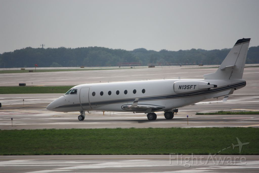 Gulfstream American Gulfstream 2 (N135FT)
