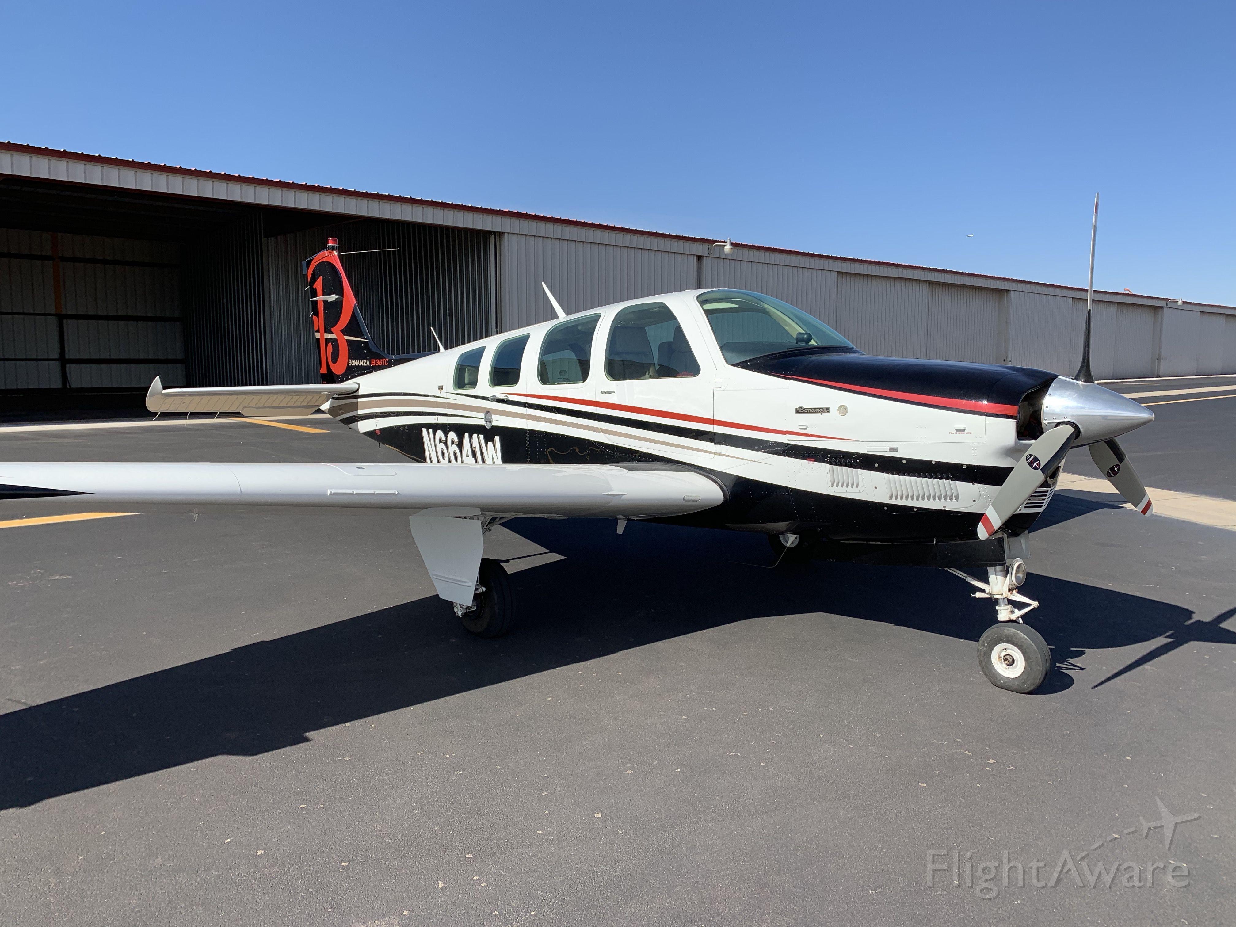 Beechcraft Bonanza (36) Turbo (N6641W)
