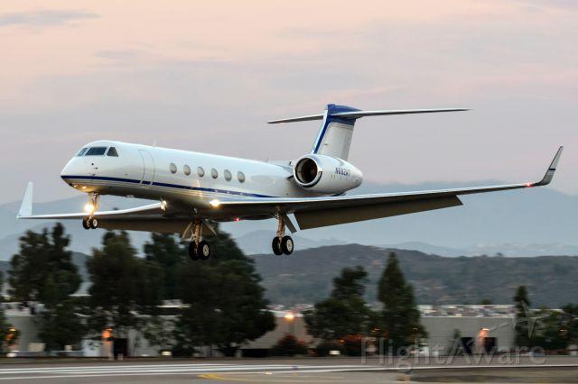 Gulfstream Aerospace Gulfstream V (N882WT)