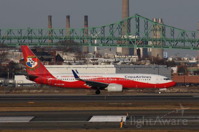 Boeing 737-800 (HP1534CMP)