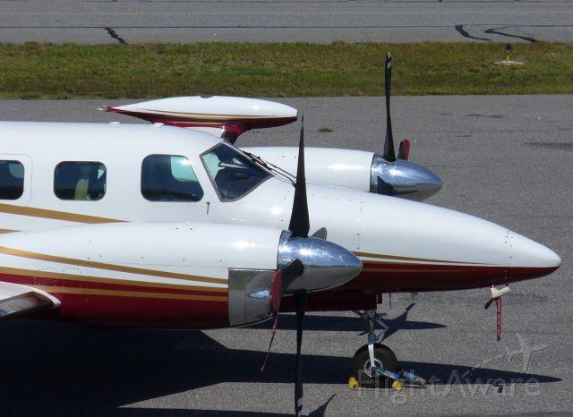N332SA — - Cheyenne 400
