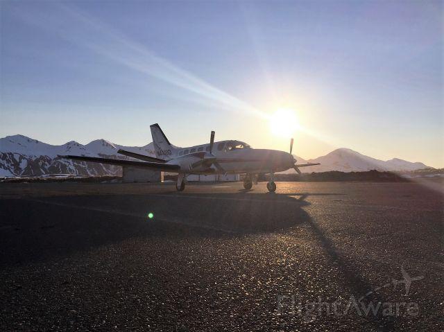 Cessna Conquest 2 (SVX42) - TAKEN IN ATTU CASCO COVE COAST GUARD STATION