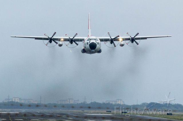 Lockheed C-130 Hercules (USCG1707)