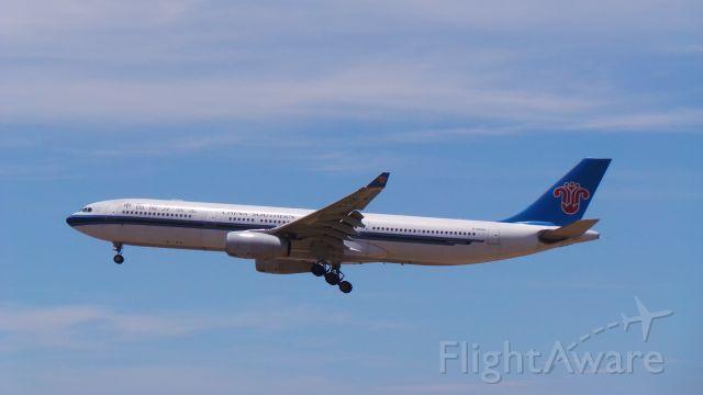 Airbus A330-300 (B-6500)