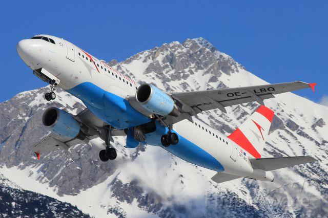 Airbus A320 (OE-LBQ)