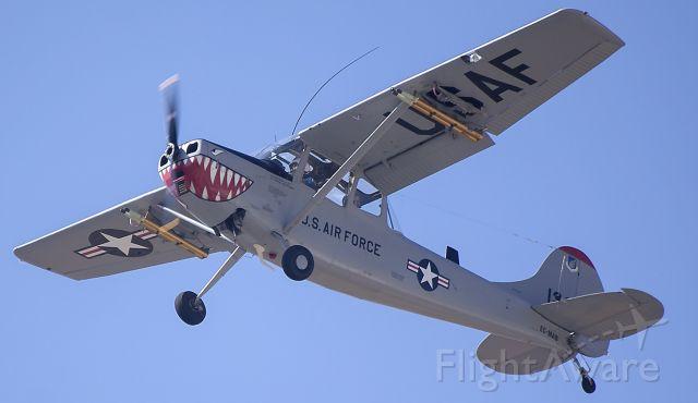 Cessna L-19 Bird Dog (EC-MAB) - Cessna O-1E Bird Dog (EC-MAB)