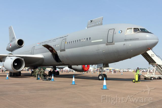 T264 — - On static display at RIAT 2012.