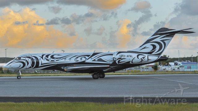 Bombardier Global Express (IFA6027)