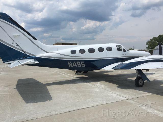 Cessna Chancellor (N495)