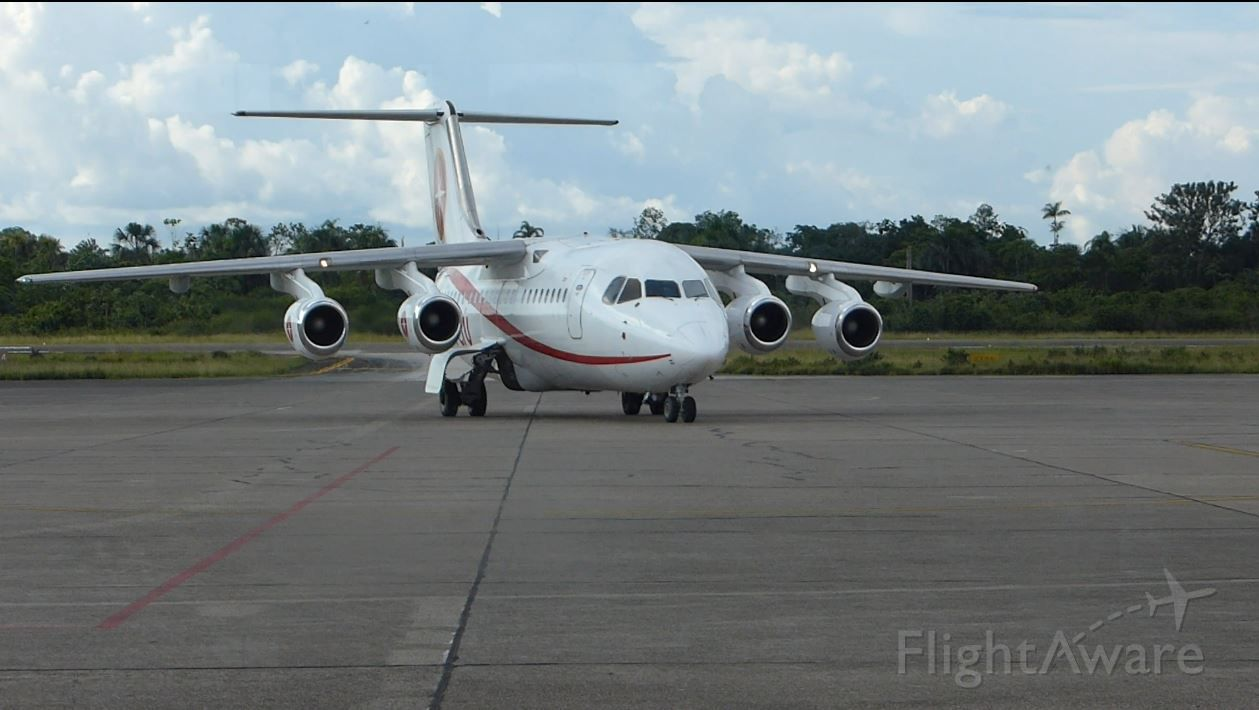 — — - This aircraft helped me escaping from Iquitos torture chamber.