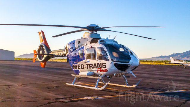 Eurocopter EC-635 (N461MT)