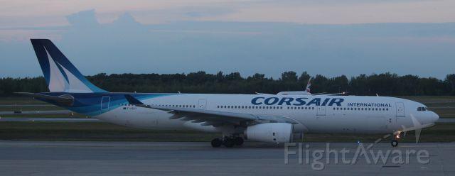 Airbus A330-300 (F-HSKY)