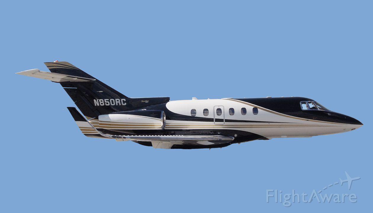 Raytheon Hawker 800 (N850RC)