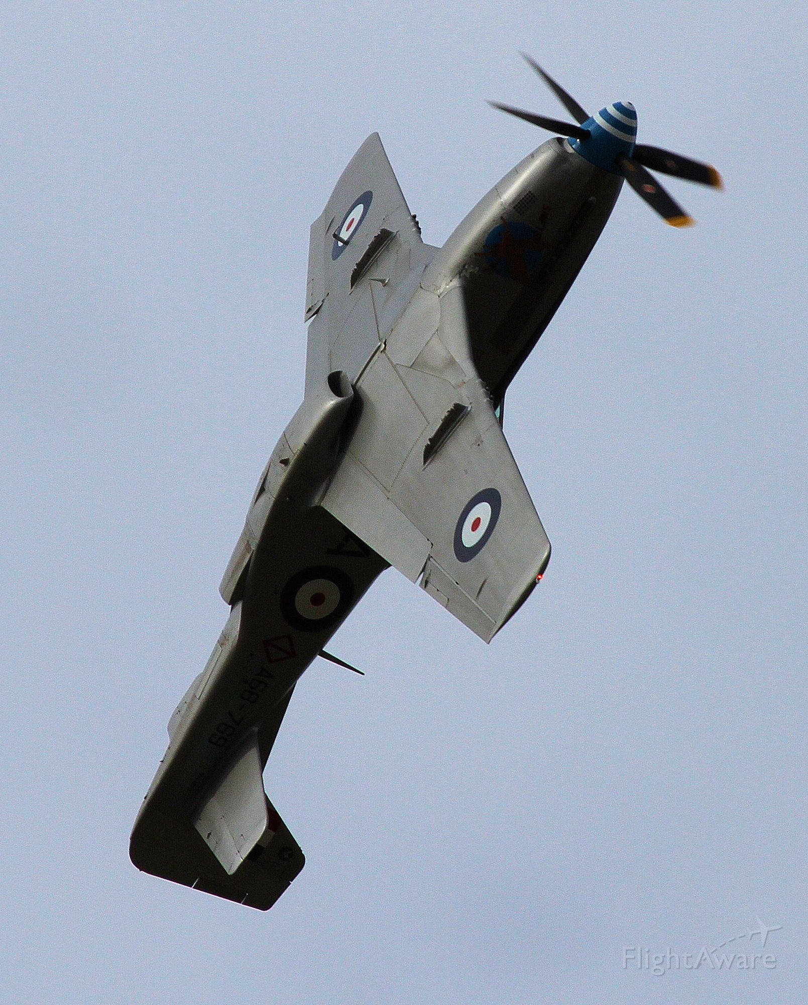 VH-MFT — - Matt Hall displaying the Mustang Fighter Trust aircraft at the Cessnock Air Show on 21 9 2018