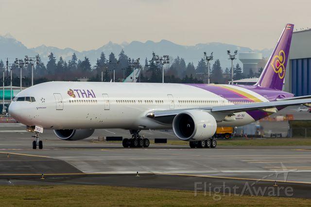 BOEING 777-300 (HS-TKU)